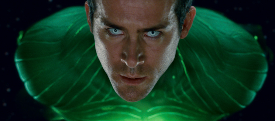 Official Rules: Green Lantern Advance Screening Houston