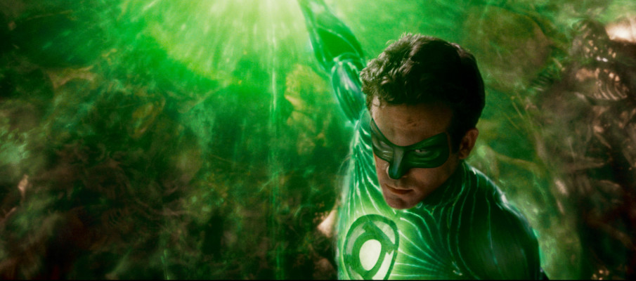 Green Lantern Advance Screening Houston