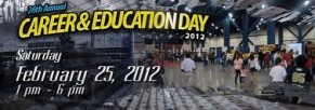 I'm Speaking at the 26th Annual Career and Education Day