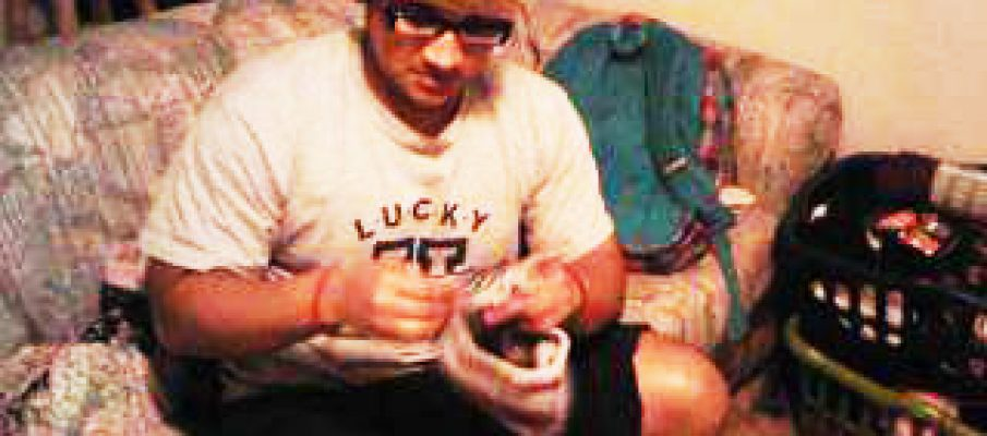 Q & A Jose Luis Zelaya: Student Crocheting for his Education