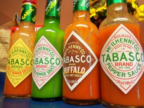 Space, Astronauts & Tabasco Sauce: Hot Like Fire!