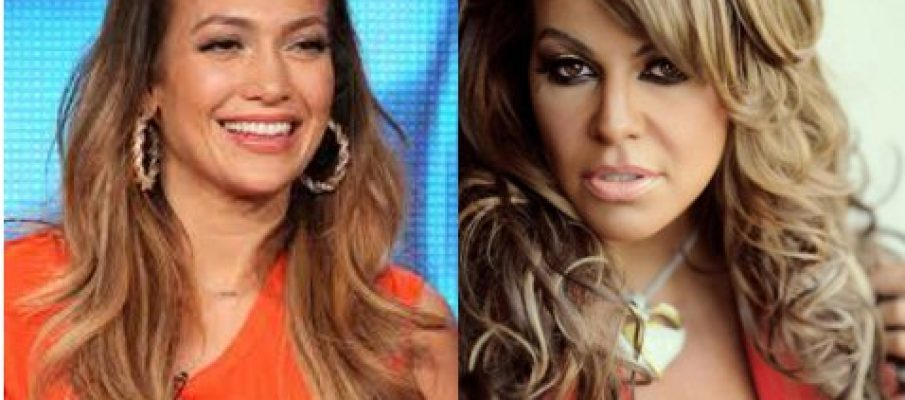 JLo & Jenni Rivera to go Head to Head at Latin Music Awards