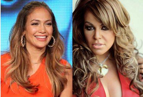 JLo & Jenni Rivera to go Head to Head at Latin Music Awards