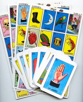 For Spring Break Invest in Mexican Loteria
