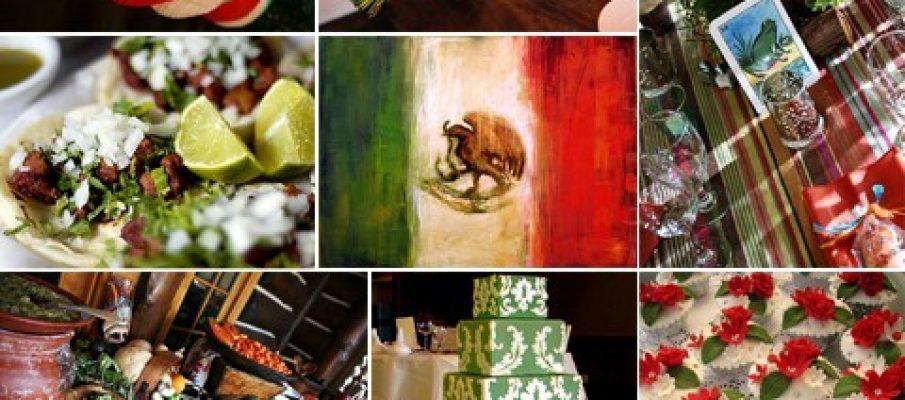 Mexican Wedding essentials