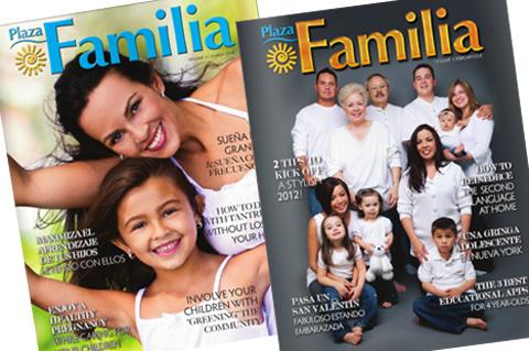 Plaza Familia magazine