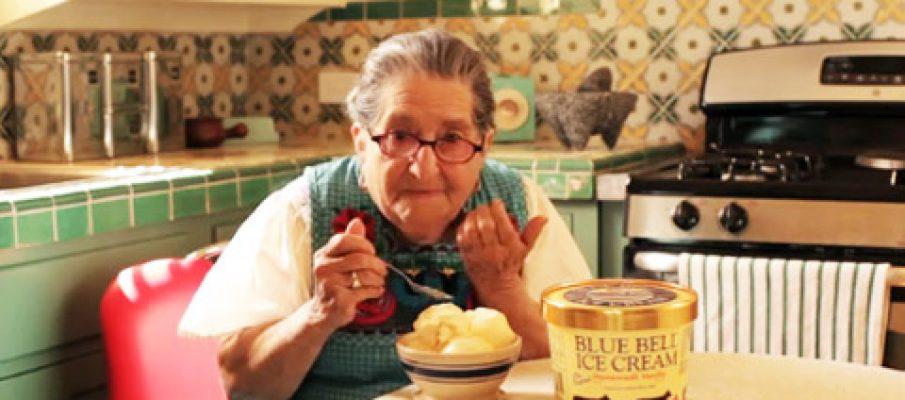 blue bell ice cream abuelitas