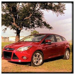 Test Driving Ford's Focus in the Lone Star State