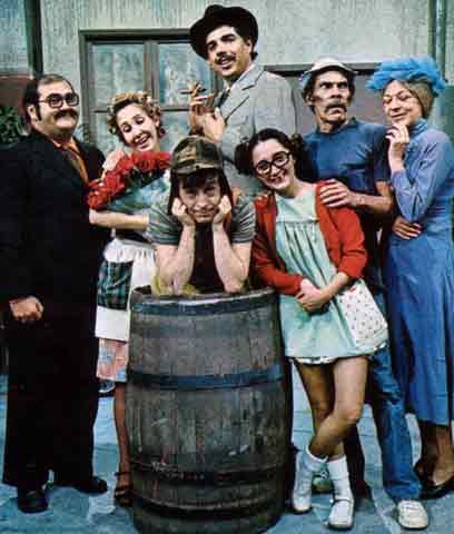 el chavo del ocho musical comedy