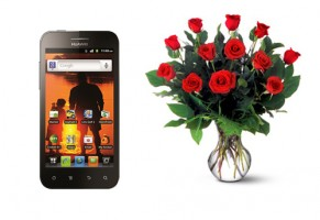 Mother's Day Giveaway: Roses and a Cell Phone for your Má