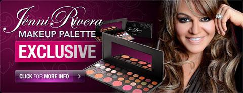 jenni rivera bhcosmetics makeup line