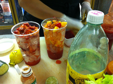 Mexican preparadas with Smirnoff how to