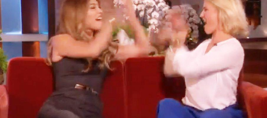 Jennifer Lopez Cameron Diaz deny on set drama what to expect when youre expecting