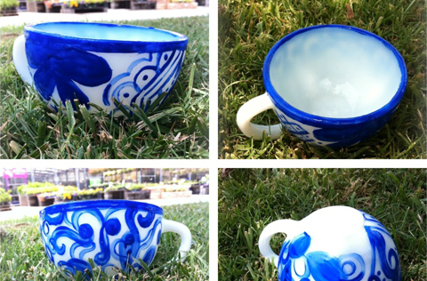 Mexi-Style: Do It Yourself Mexican Talavera Pottery