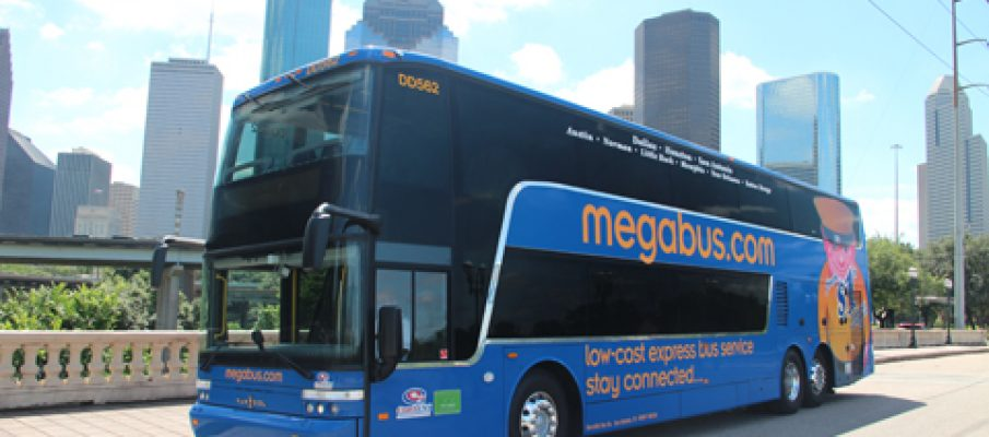 megabus coming to texas