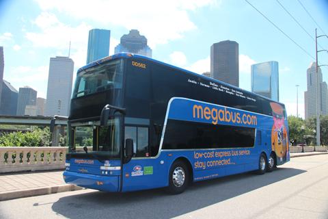 megabus coming to texas