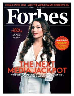 Forbes Explores 'The Next Media Jackpot': US Latinos