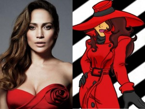 Jennifer Lopez as Carmen Sandiego: Can You Dig It?