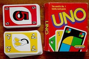 For The Latino Household: A Game of UNO this 4th of July