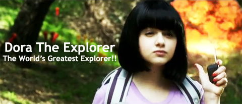 Dora The Explorer The Live Action Film Fueled By Chile Frijoles