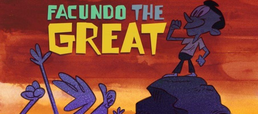 Facundo the Great animated short hispanic heritage month storycorps juanofwords