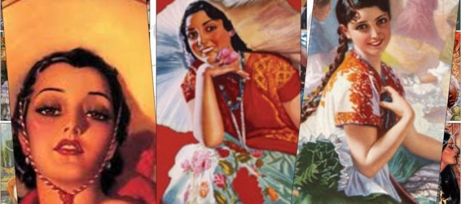 racnheras that transcend time and generations mexican calendar girl juanofwords