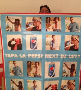 William Levy & Pepsi Next Giveaway