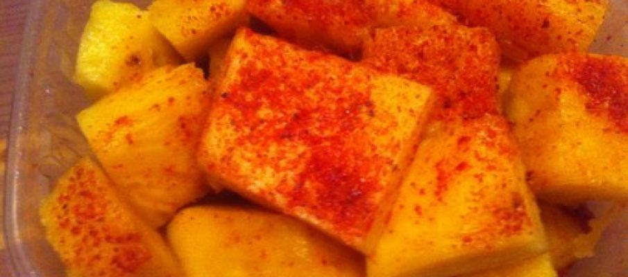 pina con chile mexican snacks juanofwords