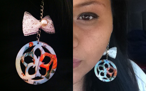 Mexi-Style: Loteria Earrings