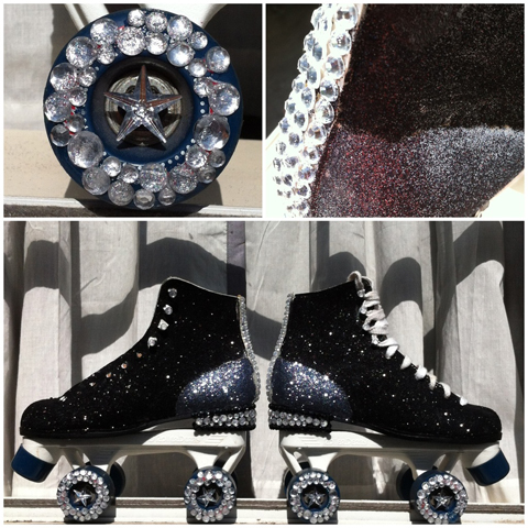 Mexi-Style: How To Add Some Sparkle To Your Skates