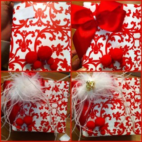 12 Gift Wrapping Days of Christmas: Day 2 – Traditional!