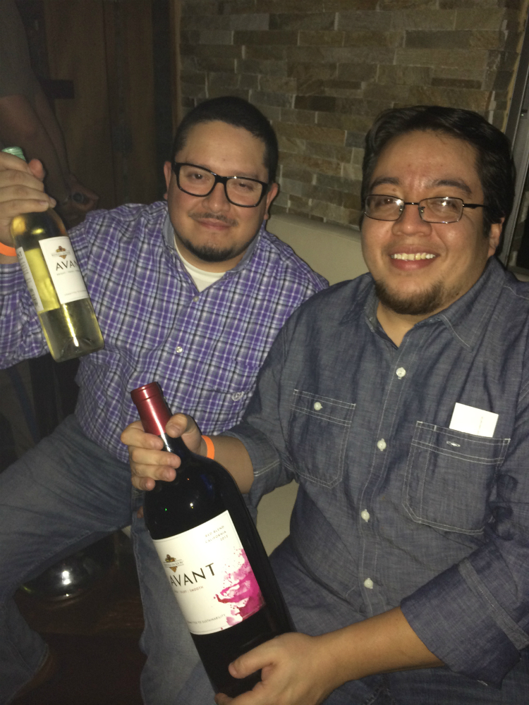 Wine Up! The Kendall-Jackson AVANT version that is.