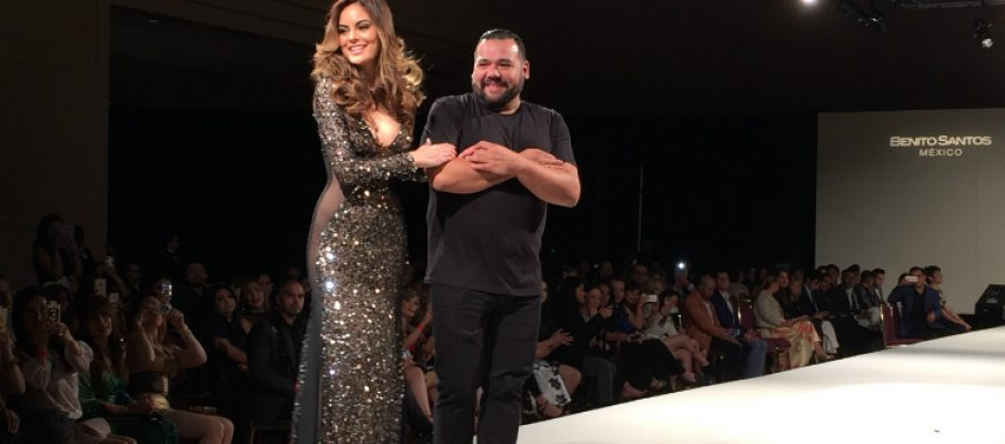 Mexico's Miss Universe visits Houston's Wortham Theater