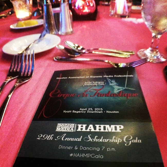 HAHMP Gala: Celebrating 2015's Scholarship Recipients