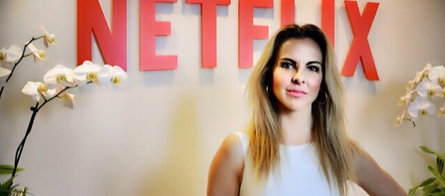 Netflix betting on Kate del Castillo for 'Ingobernable'