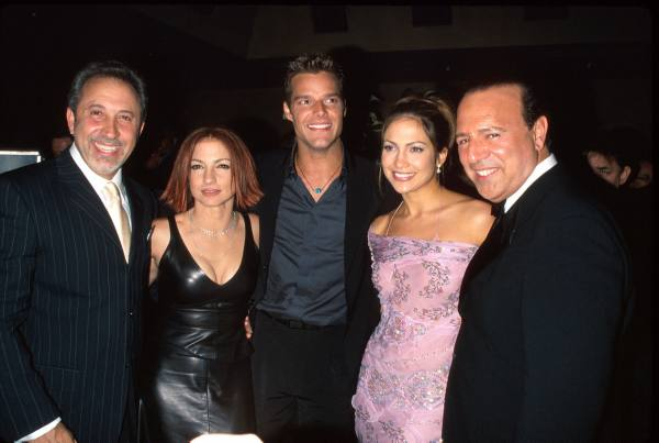 The Latin Explosion documentary by Tommy Mottola: Nov 16