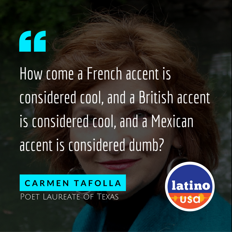 A question about Mexican accents?