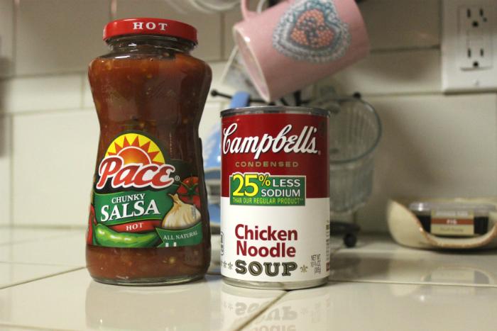 Recipe: Easy Mexican Chicken Noodle Soup & Tacos