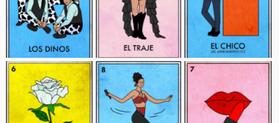 Because Loteria   Selena is amazing!