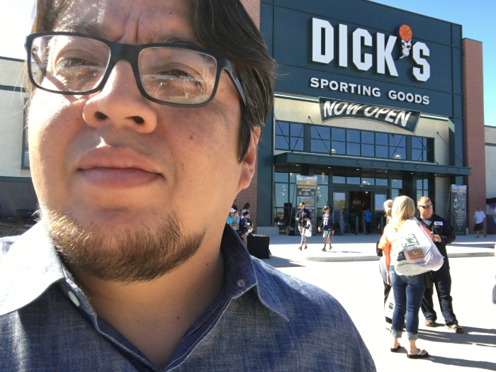 Dick's Sporting Goods comes to Houston   Giveaway #HelloHouston