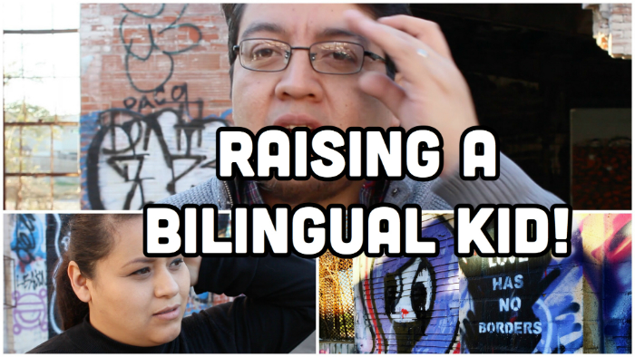 The truth about Raising a Bilingual Kid